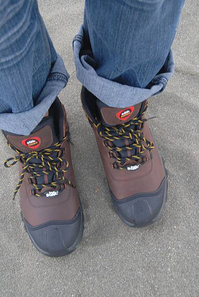 IronSteel工作安全鞋01