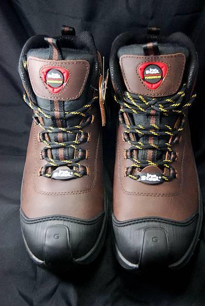 IronSteel工作安全鞋16