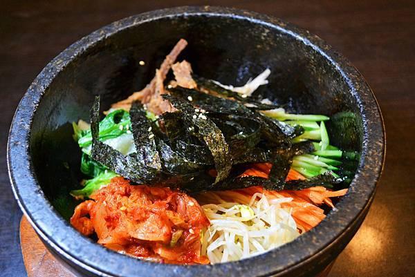 天上素願_ 韓式石鍋拌飯