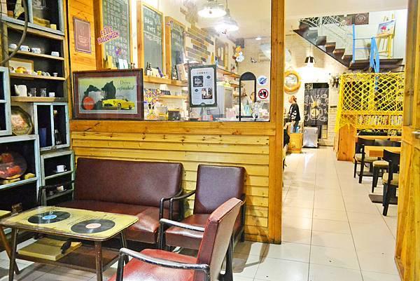 芝士簡餐咖啡館 _環境2