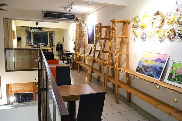 芝士簡餐咖啡館 _環境3
