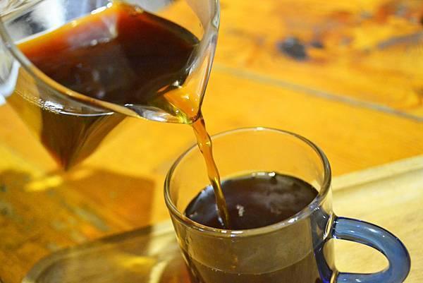 芝士簡餐咖啡館_單品咖啡2