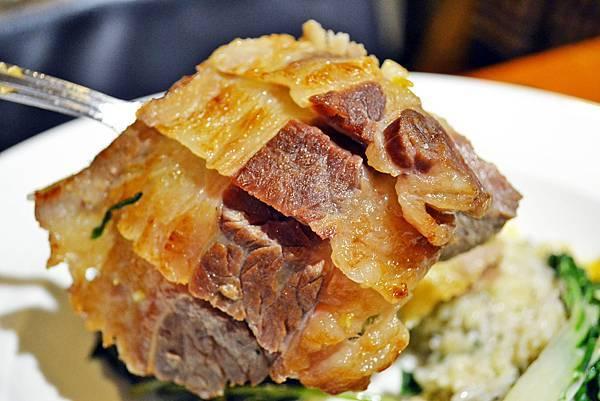 芝士簡餐咖啡館牛肉起司燉飯2