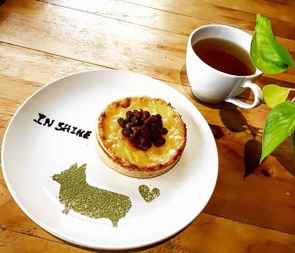 台中隱巷早午餐|蜜香紅豆x鮮奶布丁