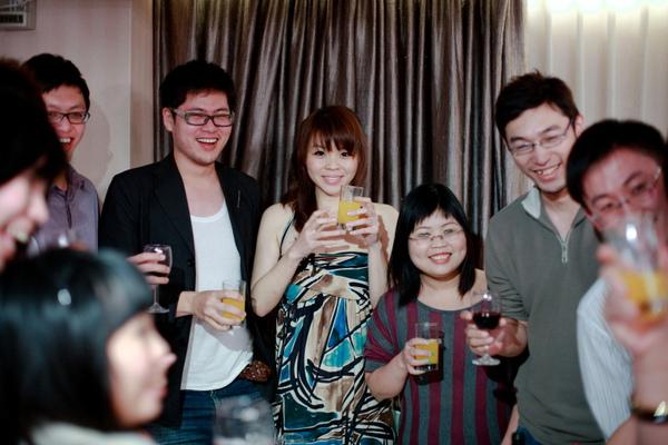 2010.4.10 YY婚宴上