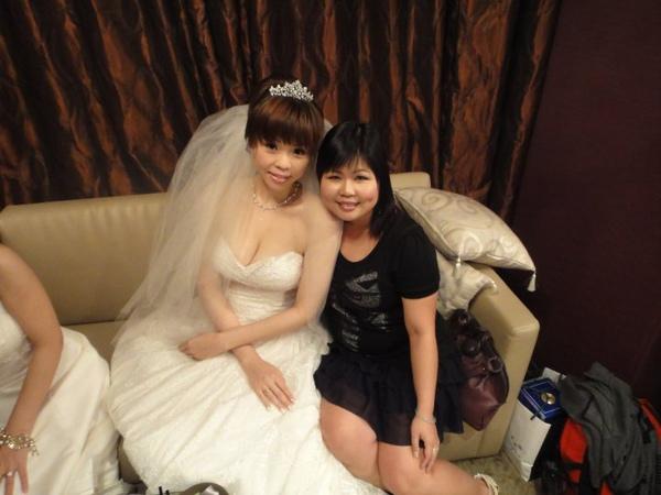 2010.5.9 好姐妹魚的婚禮上