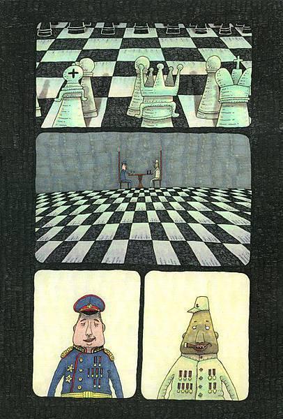 西洋棋#1