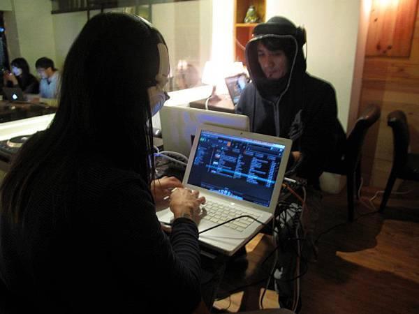 no.44 Lab DJ:菜堡,成文
