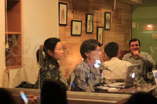 GUEST:立方空間計畫---鄭慧華、羅悅全