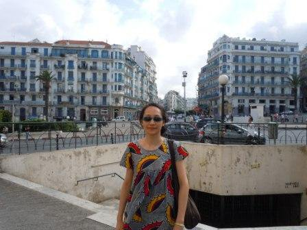 阿爾及利亞2011