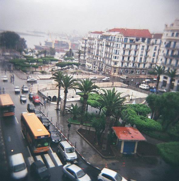 阿爾及利亞首都