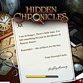 Hidden Chronicles首頁