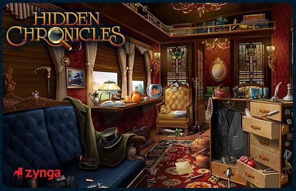 Hidden Chronicles畫面