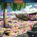 挑戰場景-熱帶海灘-全破