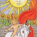 tarot the sun