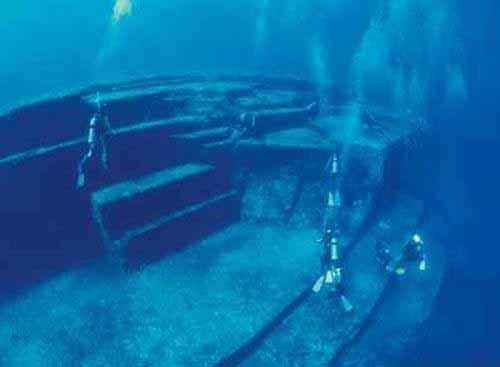 與那國島海底遺跡02