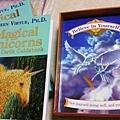 獨角獸卡-說明書和牌卡