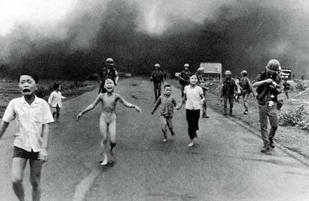 越南戰爭 逃亡的小女孩