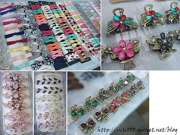 韓系甜美飾品一批12