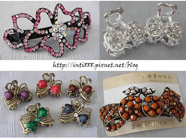 韓系甜美飾品一批6