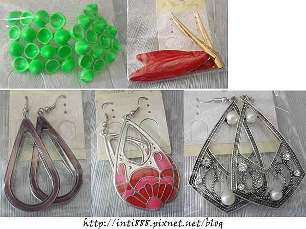 韓系甜美飾品一批31