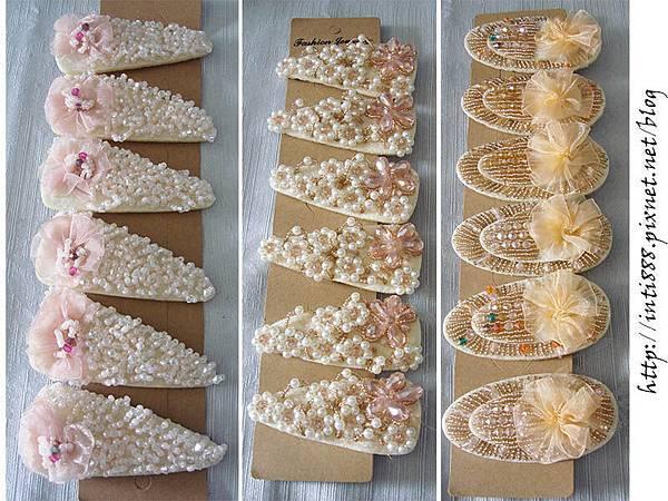 韓系甜美飾品一批20