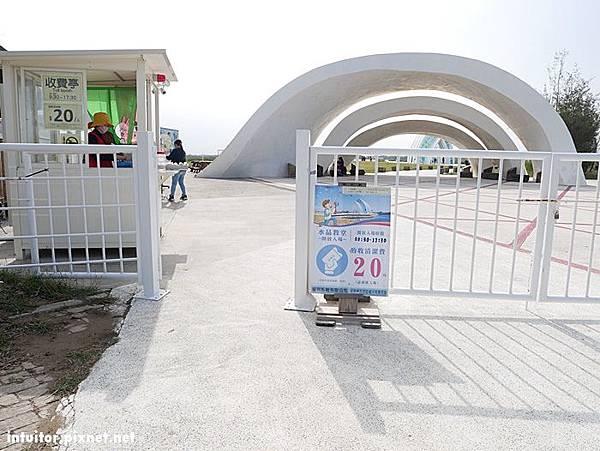 北門遊客中心19.JPG
