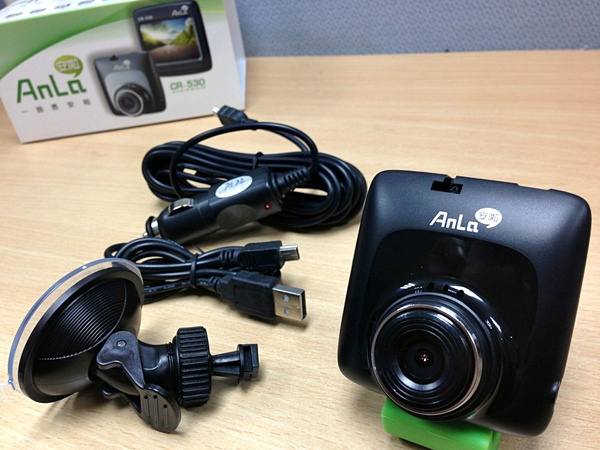 行車記錄器、車用吸盤、車用充電線、USB充電線 安啦 CR530 行車記錄器.jpg