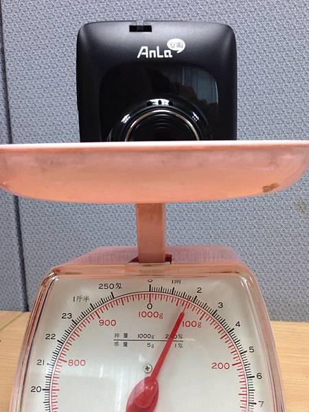 安啦 CR530 行車記錄器 總重約65克