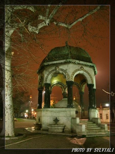 伊斯坦堡-威廉2世紀念亭.jpg