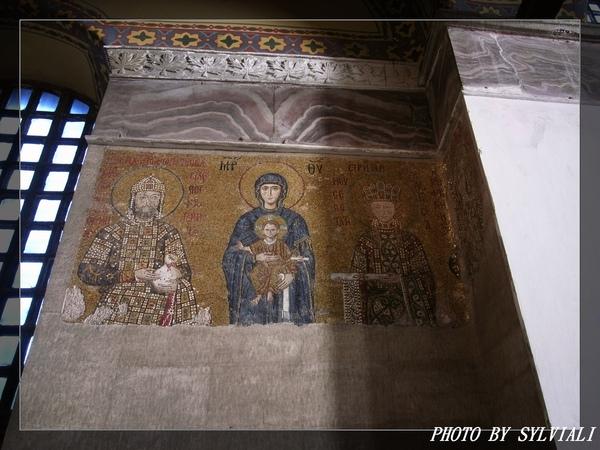 伊斯坦堡-聖蘇菲亞教堂07.jpg