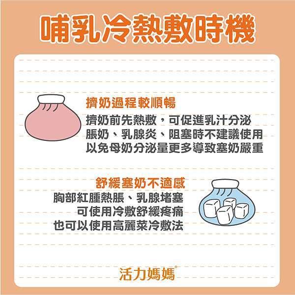 哺乳塞奶該冷敷還是熱敷?什麼時候吃卵磷脂才有效? @ 乳腺阻塞解決專家:: 痞客邦::