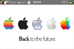 蘋果歷史 iphone 訊號圖