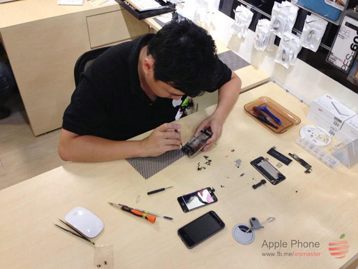 iPhone iPad 現場維修