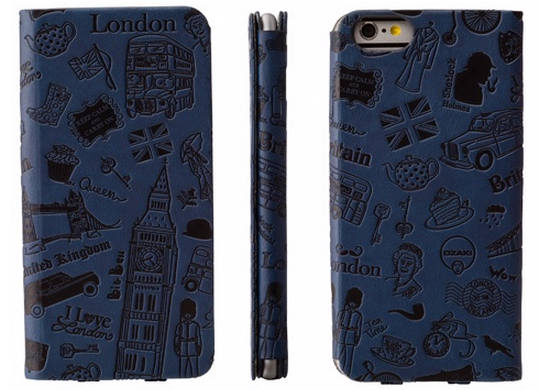 Ozaki iPhone 6 O!Coat Travel 旅行系列掀蓋保護套3