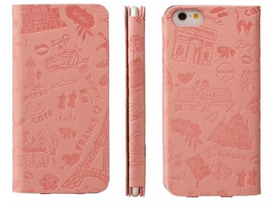 Ozaki iPhone 6 O!Coat Travel 旅行系列掀蓋保護套4