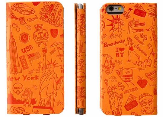 Ozaki iPhone 6 O!Coat Travel 旅行系列掀蓋保護套7