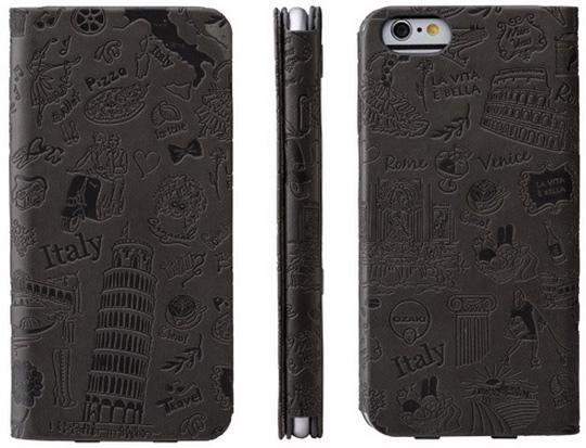 Ozaki iPhone 6 O!Coat Travel 旅行系列掀蓋保護套6
