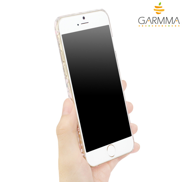 GARMMA Hello Kitty iPhone 6 保護硬殼-花漾款5