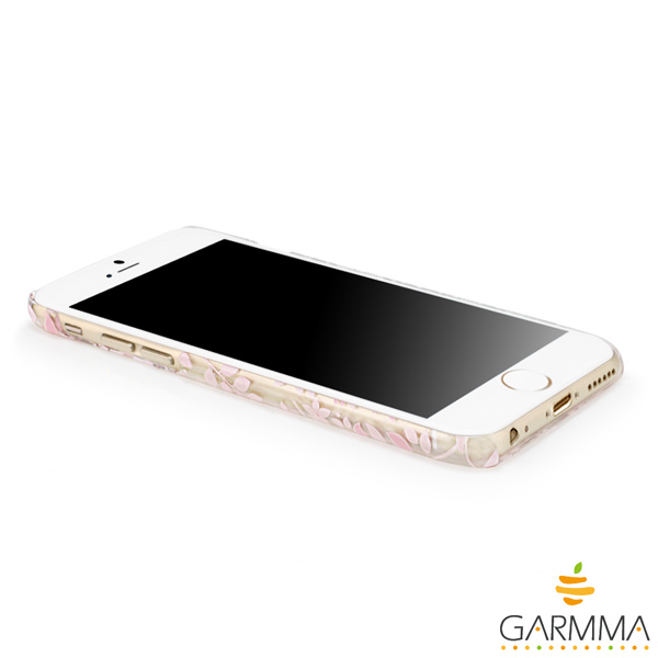 GARMMA Hello Kitty iPhone 6 保護硬殼-花漾款6