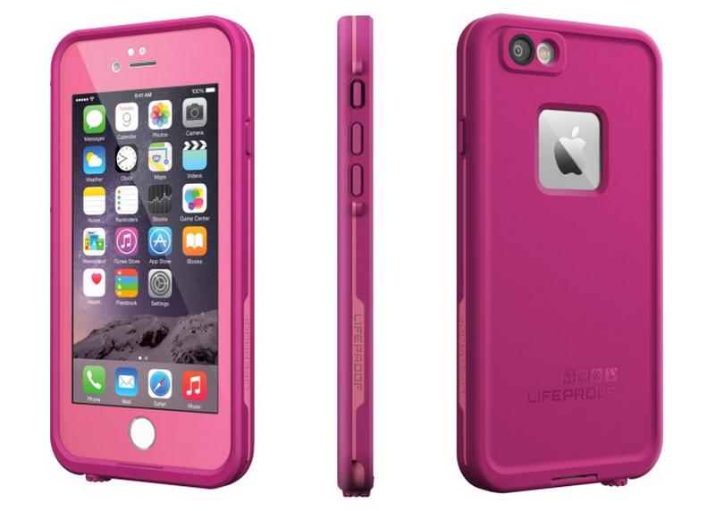 Lifeproof fre for iPhone 6 (4.7%22) 終極防水防摔防塵殼