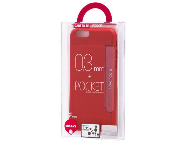 Ozaki O!coat 0.3+ Pocket iPhone 6