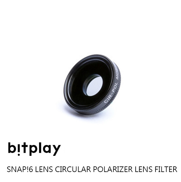 bitplay SNAP! 6 Circular Polarizer Lens Filter