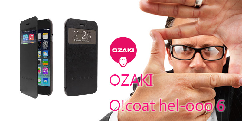 OZAKI O!coat hel-ooo iPhone6/PLUS