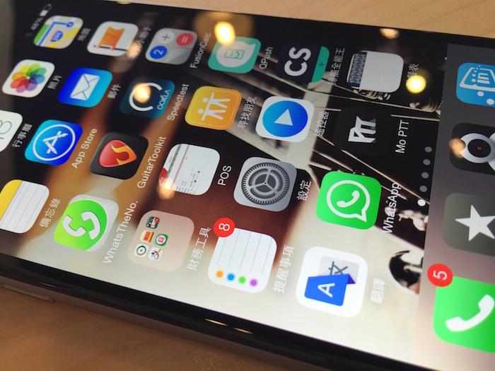 hoda好貼 iPhone6/plus 2.5D滿版鋼化康寧玻璃保護貼