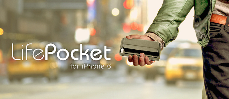 SwitchEasy LifePocket iPhone6 (4.7