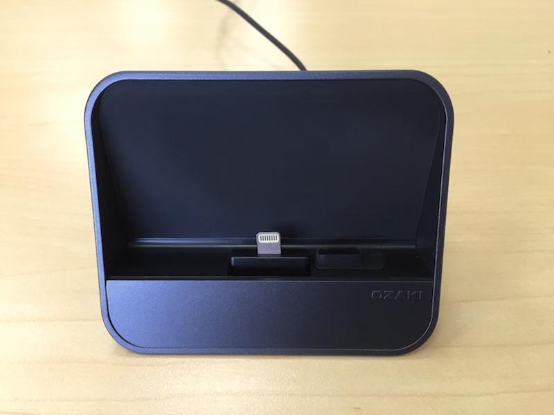 Ozaki O!tool A-Dock iPhone 擴音功能充電同步手機座