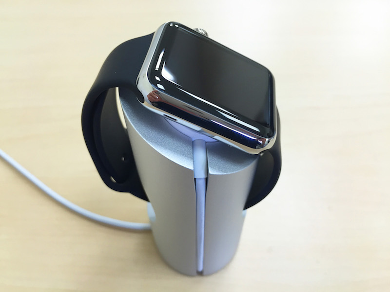 Just Mobile TimeStand - Apple Watch 時間立架