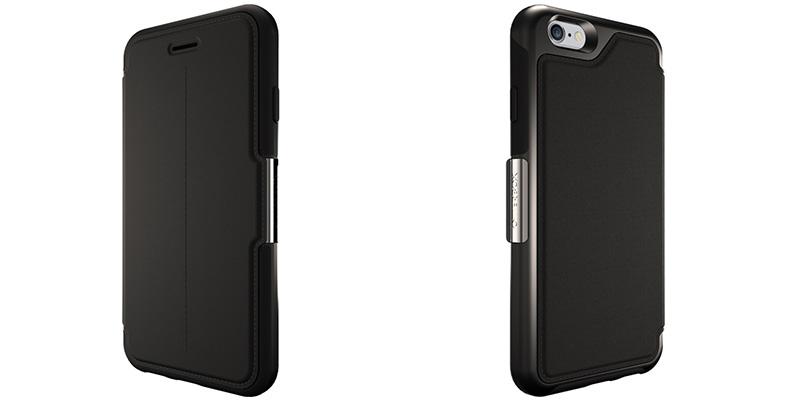 皮套中的防摔王 OtterBox Strada iPhone 6 掀蓋式皮套防摔殼