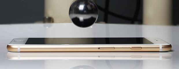 Moxbii iPhone 6 / 6 Plus 太空盾 9H 抗衝擊疏油疏水螢幕保護貼 (非滿版)